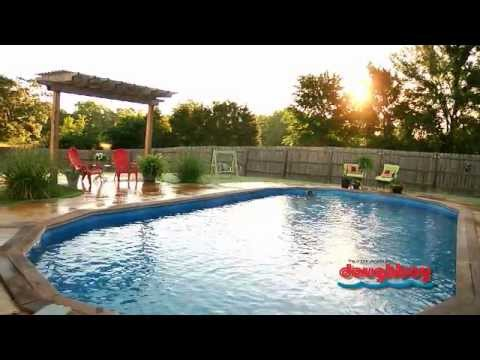 How Long Will My Doughboy Pool Last Youtube