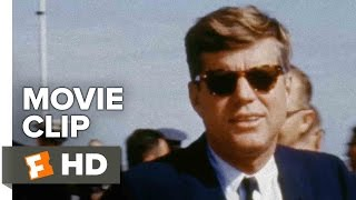 Fight For Space Movie Clip - JFK (2017) | Movieclips Extras