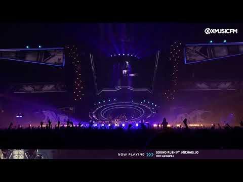 [HARD BASS LIVE] Sound Rush feat. Michael Jo - Breakaway
