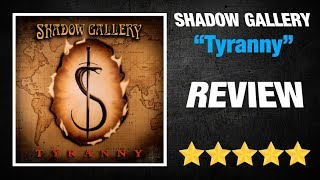 Album Review: Shadow Gallery -