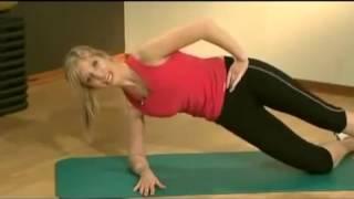 Фитнес дома для начинающих Урок №4