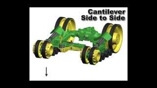 قناة الألات والهندسة الزراعية agricultural machinery and equipment     tractor JOHN DEERE