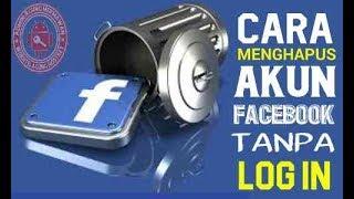 Cara Mudah Menghapus Akun facebook Lama Yang Lupa Email dan Kata Sandi