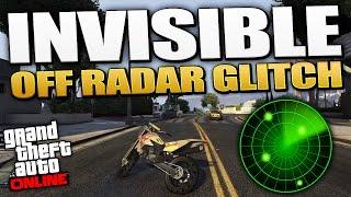 GTA 5 Glitches - Invisible Off the Radar Glitch After Patch 1.16 !! (GTA 5 Glitches)
