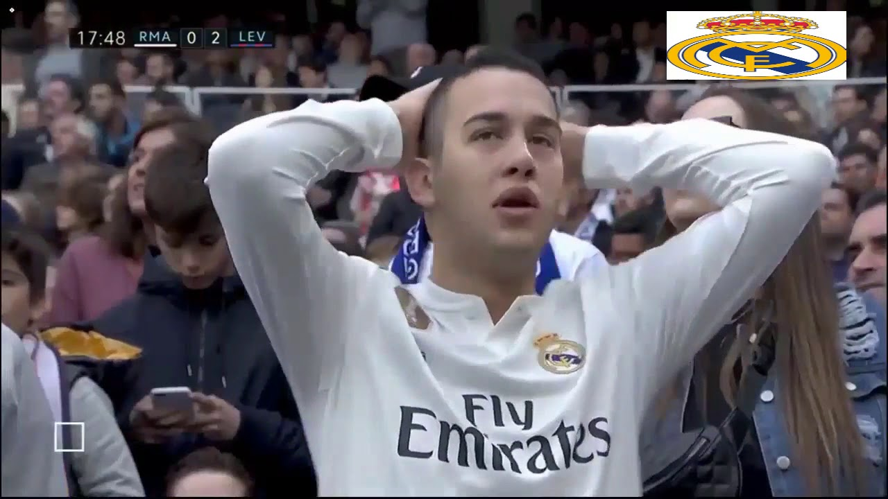 Download Real madrid vs Levante 1-2 all goals