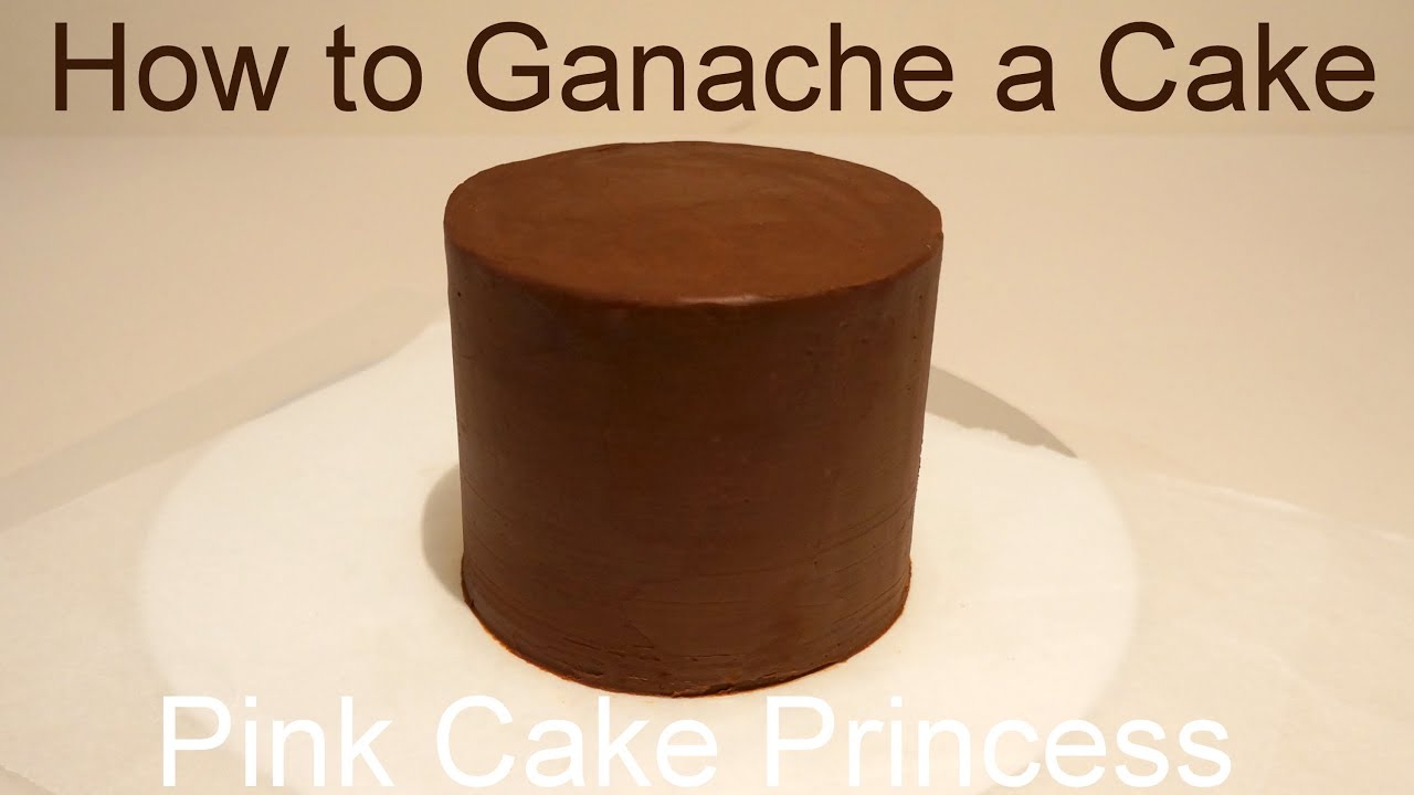 Chocolate Ganache For Cake Icing