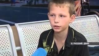 Во Владивостоке прошел Открытый чемпионат по настольному теннису(, 2015-11-25T05:21:57.000Z)