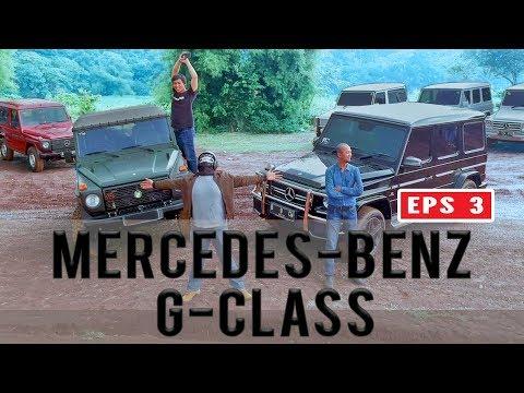 Mercedes-Benz G-Class Eps 3