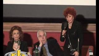 LA MIA CASA E' PIENA DI SPECCHI con Sophia Loren - 3°parte conferenza stampa - WWW.RBCASTING.COM