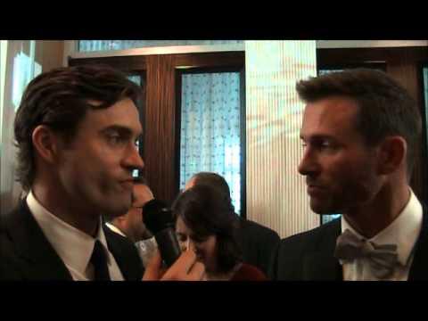 Daytime Emmy Award s: Daniel Goddard s Eric Martsolf, Burgess Jenkins & Emme Rylan