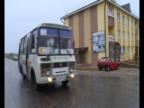 Новый автобусный маршрут.
