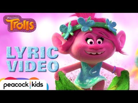 """Get Back Up Again"" Lyric Video | TROLLS"