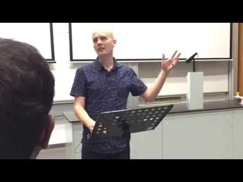 Is Jesus Compatible with Science? - SUEU Public Meeting