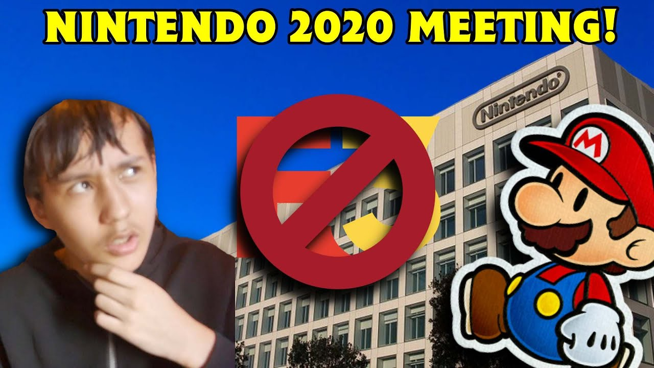 How Nintendo Planned 2020...