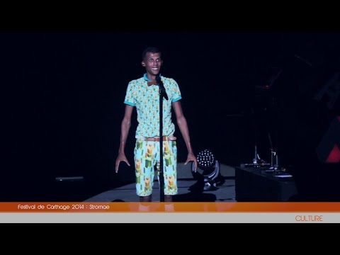 Festival de Carthage 2014 : Stromae | Carthage Event Tv