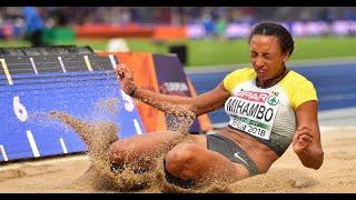 Leichtahletik-EM: Malaika Mihambo gewinnt Gold im Weitsprung