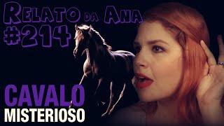 Cavalo Misterioso - Relato da Ana (#214 - Histórias Assombradas!)