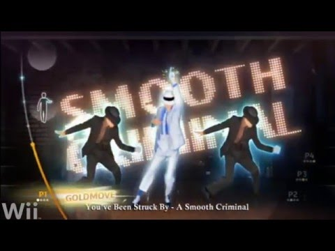 Game Music   Michael Jackson The Experience  Smooth Criminal