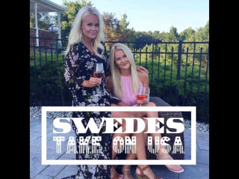 Swedes Take on USA - Pilot