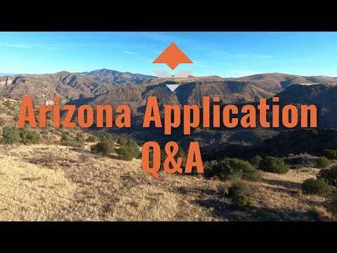 Arizona Elk Application Strategy - Q&A