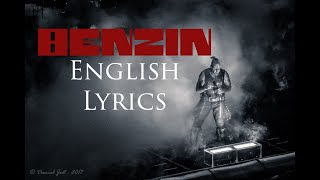 "RAMMSTEIN ""Benzin"" English Lyrics HD"
