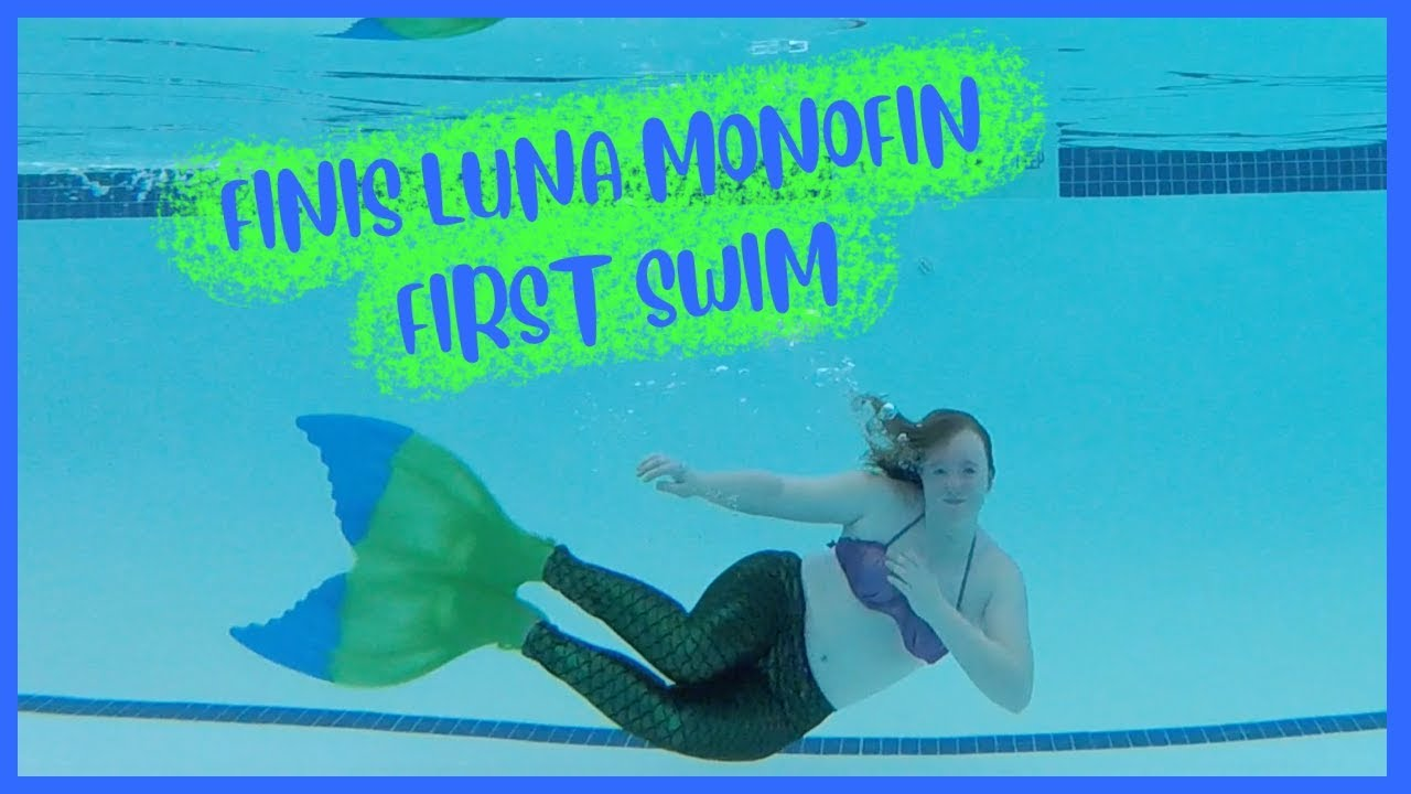 FINIS Luna Mermaid Swim Monofin
