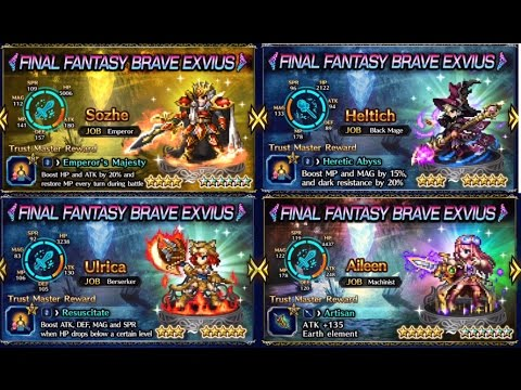 Brave Exvius Ruler Ring