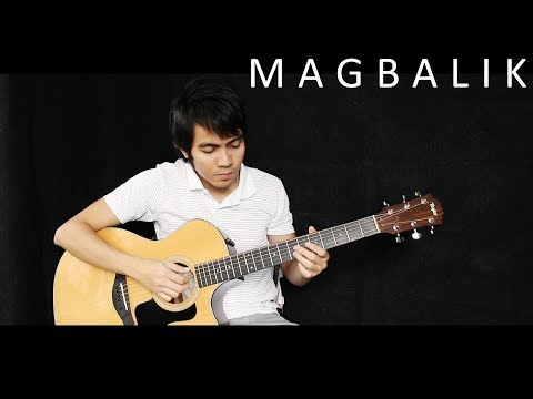 Magbalik - Callalily (fingerstyle guitar cover + free tab)