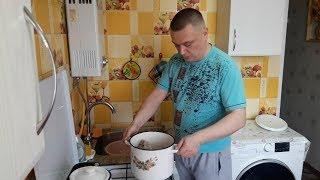 Горячая закуска под самогон-Рецепт правильного Борща-Щей!