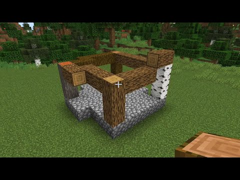 This minecraft house tutorial will trigger you...