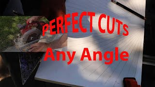 Best tip for cutting ANY ANGLE|Paulstoolbox