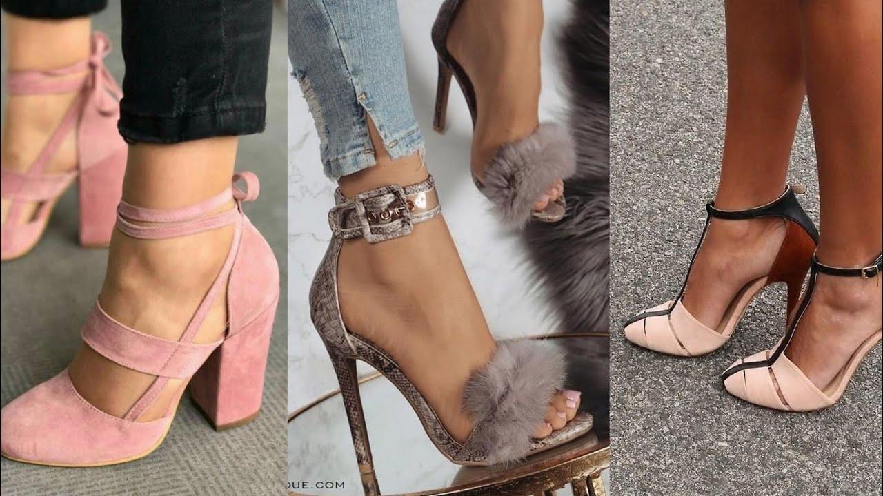 ae18917b Туфли весна - лето 2019. Модная и стильная женская обувь. Фото. Новинки.