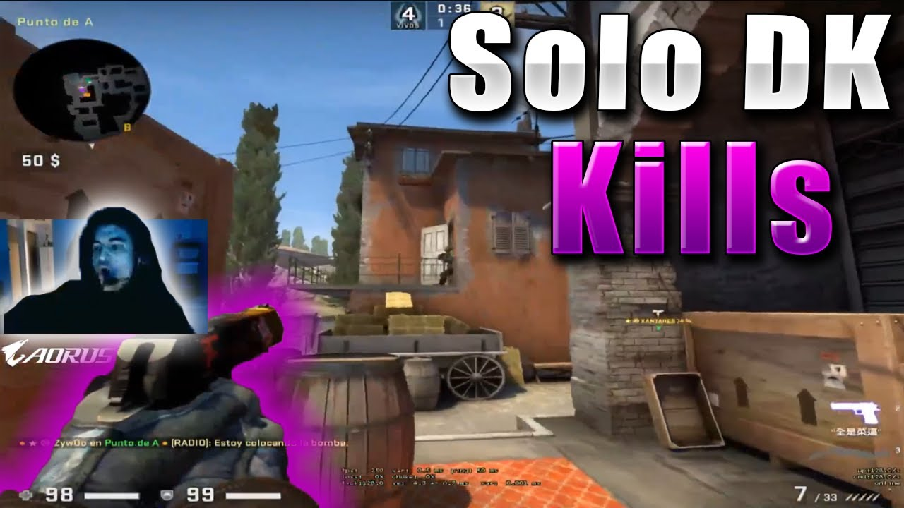 Solo Kills a Desert Eagle