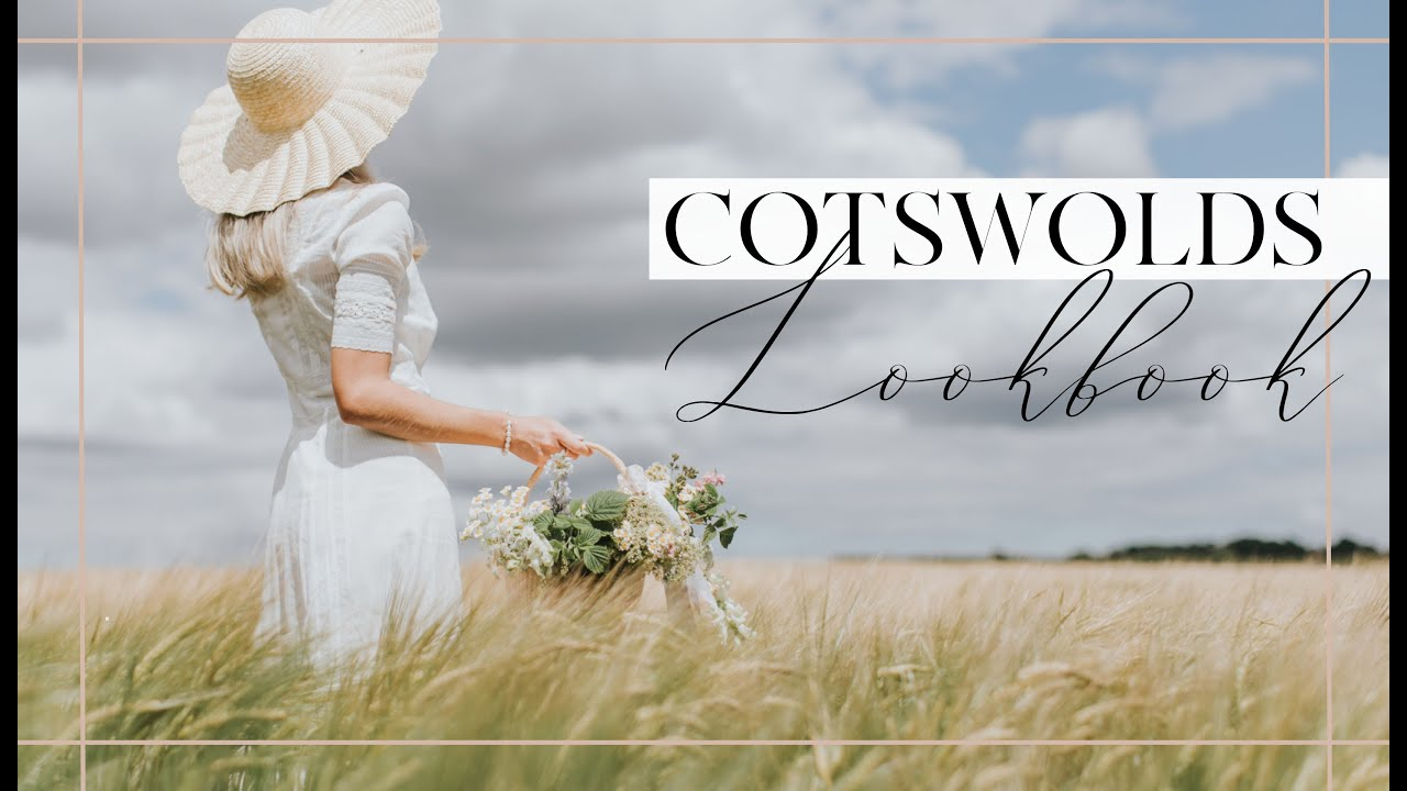 COTSWOLDS LOOKBOOK - 5 PLACES TO VISIT & FIVE OUTFITS! // Fashion Mumblr