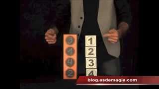 Vídeo: Cubes! de Caramaba Magic