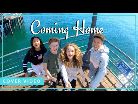 Coming Home - Sheppard (Cover by Ky Baldwin, Jillian Spaeder, Matt Martinez & Anneston Pisayavong)