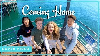 Coming Home - Sheppard (Cover by Ky Baldwin, Jillian Spaeder, Matt Martinez & Anneston Pisayavong)