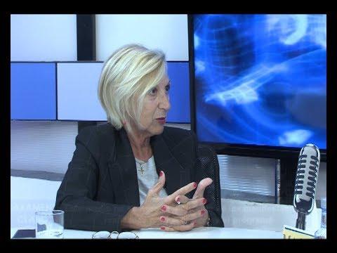 Rosa Diez no descarta volver a la política en el futuro