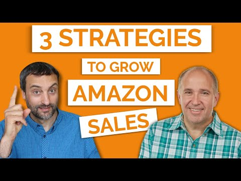 Kevin King Amazon FBA - 3 strategies that could increase Amazon sales