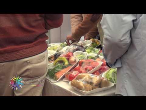 دوت مصر| افتتاح معرض السلع الغذائية المخفضة