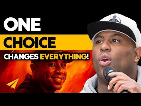 """""""Make a DECISION to FOLLOW Your DESTINY!"""" - Eric Thomas (@Ericthomasbtc) - #Entspresso"""