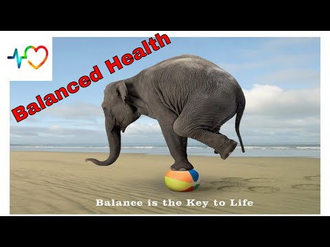 How to Have a Balanced Health Triangle/ Protecting Your Physical Health