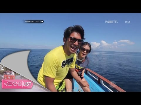 Weekend List - Marsya & Shinta jalan-jalan ke Manado