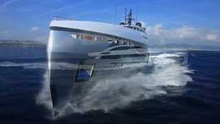 Columbus 40S Hybrid Superyacht