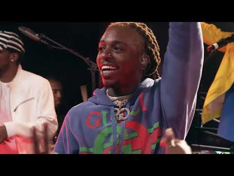 Jacquees - B.E.D (Live at YouTube Space NY)
