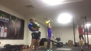 Vlog #тренировкигиревиков: тренировка техники и Надюхин рывок со статикой