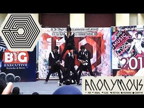 [ANONYMOUS] Driving Me Crazy (S4), Maxstep (Dubstep Mix), Overdose at BTM 140615