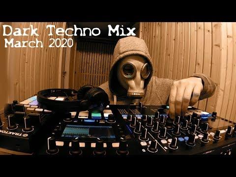 Dark Techno ( Underground ) Mix 2020 March