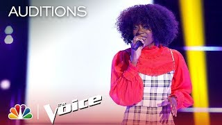The Voice 2018 Blind Audition - Christiana Danielle: