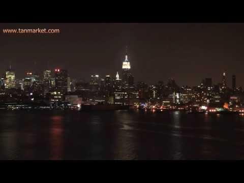 New York City Skyscrapers Collage Video 4 - youtube.com/tanvideo11